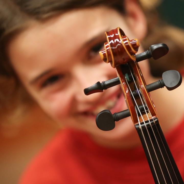 A zene örömével